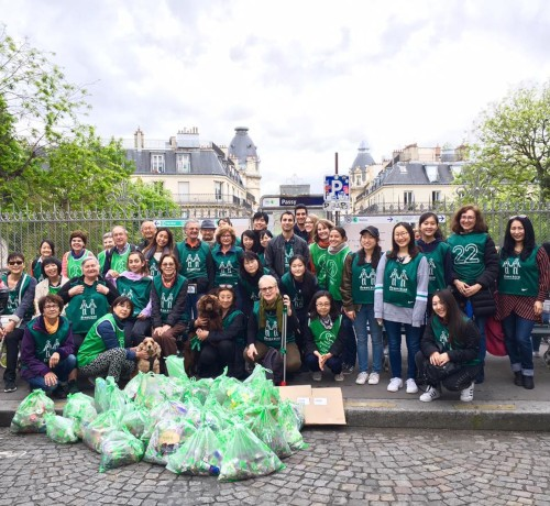 Greenbird association Paris